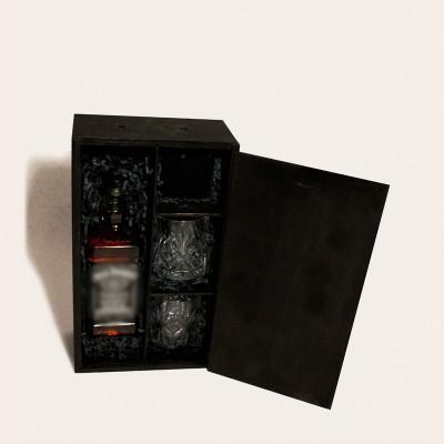 """Whiskey Set Box - Clean"" rinkinys II"
