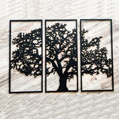 """Lazeriu pjaustytas paveikslas """"Medis"""""""